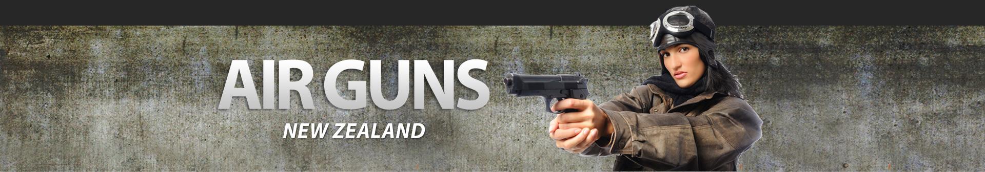 Airguns New Zealand